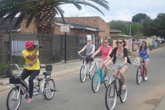 Dzedze Travel and Tours Soweto Cycle Tour