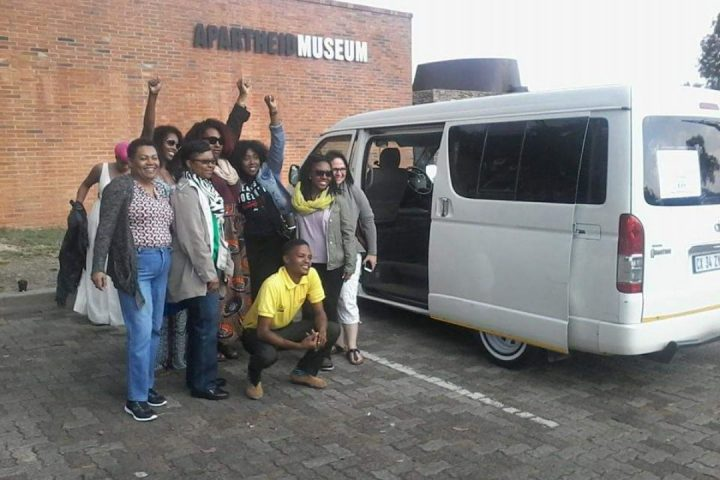 Dzedze Travel and Tours Soweto Coach Tour